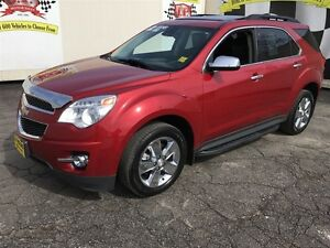 2014 Chevrolet Equinox LT, Automatic, Leather, Heated Seats, AWD