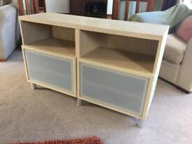 Ikea storage unit from Besta range