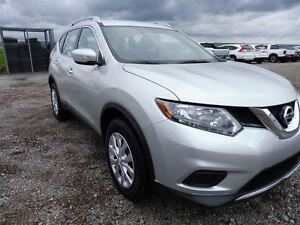 2015 Nissan Rogue S AWD Bluetooth No Accidents