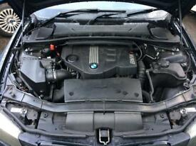 Bmw n47 d20a d20c reconditioned engine on exchange