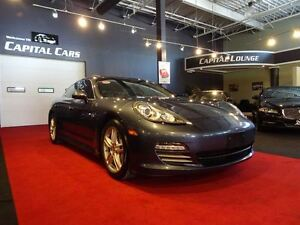 2010 Porsche Panamera 4S / NAVIGATION / AWD / BLUETOOTH
