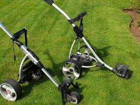 Powakaddy Classic Legend Golf Trolley in working order   in