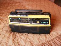 Stereo Radio/Recorder
