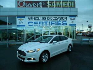 2014 Ford Fusion SE ÉCOBOOST + TOIT OUVRANT + CUIR + MAGS