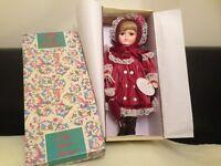 The Leonardo Collection 'Emily' Porcelain Doll (The Elite Range) - MINT CONDITION IN ORIGINAL BOX