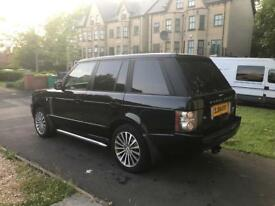 Range Rover 4.4 LPG converted 2012 facelift new gearbox air susp . Not X5 q7 4x4