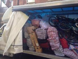 RUBBISH CLEARANCE WESTE REMOVALS MAN AND VAN HOUSE CLEARANCE OFFICE CLEARANCE FURNITURE CLEARANCES
