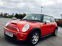 ** 2002 Mini Cooper S 1.6 Supercharged **