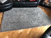 Next large grey rug - 230 x 160 cm