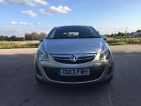 Vauxhall Corsa Exclusiv Eco 1.2 2013