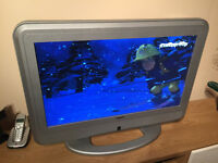 Bush 32 Inch HD LCD (Flat screen) TV Immaculate Condition Bargain in Central London
