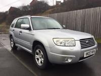 2007 Subaru Forester 2.0 X AWD New Shape Estate *FULLS/H* not outback legacy mitsubishi outlander
