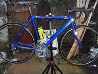 Campagnolo,columbus zonal frame 54cm,mavic krysium wheels,campagnolo 30 speed groupset