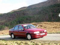 1995 Vauxhall Cavalier 1.6 Injection Envoy Saloon