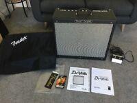 Fender Hotrod Deville 212 Guitar amplifier, 60watt. - PRICE REDUCED