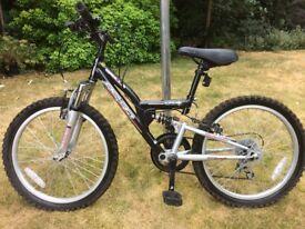 """Boys 20"""" Mountain Bike Apollo RS"""