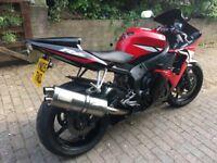 Yamaha R6 2005 26k