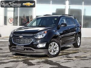 2017 CHEVROLET EQUINOX ***LOW KMS***