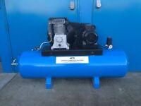 3HP 150 LTR 10BAR AIR COMPRESSOR 240V
