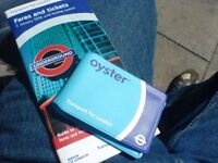 Oyster card holder / blue case needed please