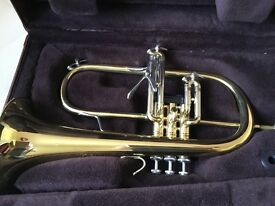 Vincent Bach 183 Stradivarius Flugelhorn