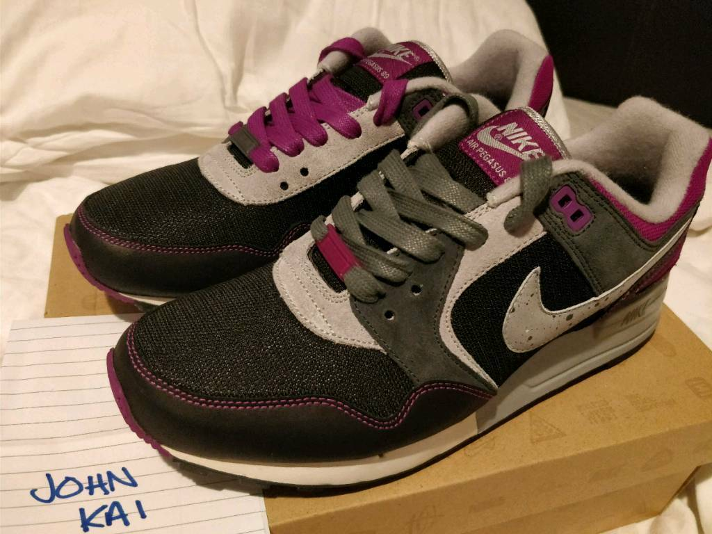 bf5ae2113543c Nike Air Pegasus 89 Berlin UK8.5 US9.5 - ultra rare 1 of 510 (Max 90 Jordan  Yeezy)