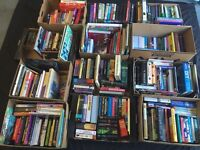 Job lot of Used Books