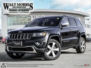 2016 Jeep Grand Cherokee Limited - LEATHER, HEATED SEATS, PWR TA