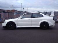 ****************Mitsubishi Evolution 5 ******************