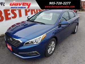 2017 Hyundai Sonata GL BACK UP CAMERA, HEATED SEATS, BLUETOOTH