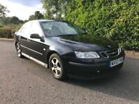 Saab 9-3 Linear Service History Good Condition