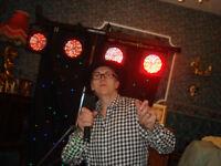 Mobile Disco Hire Edinburgh - Mad Hatman DJ /MC Karaoke Presenter Scotland