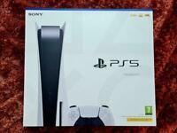 PLAYSTATION 5 CONSOLE - DISC EDITION