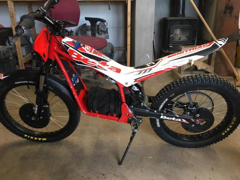 Trials Bike 20 For Sale Page 1