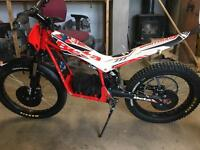 "Beta Electric Trials Bike 20"" Kids incl. Lithium Boost battery pack"