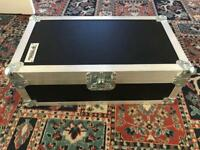 Roland Spd 30 with flight case & stand