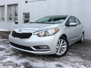 2015 Kia Forte LX+,HEATED SEATS, BLUETOOTH, SUNROOF.