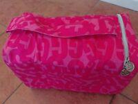a girly gym sporty bag