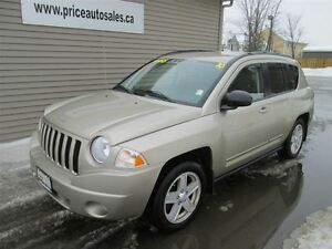 2010 Jeep Compass NORTH EDITION - 4X4 - REMOTE START!!!