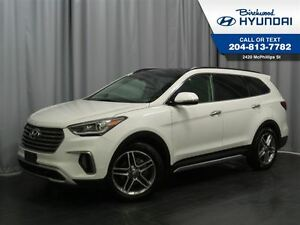 2017 Hyundai Santa Fe XL Limited Leather Navi