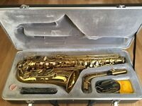 Alto Saxophone - Odyssey