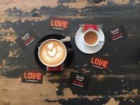 *** UP TO £11 p/h + TIPS *** Experienced Speciality Coffee Shop Barista Wanted