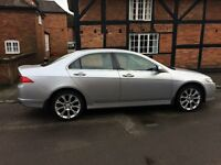 "HONDA ACCORD CDTi EXCUTIVE DIESEL 2.2cc FSH with NEW FULL MOT""STUNNING CONDITION"""
