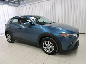 2019 Mazda CX-3 GS AWD SKYACTIV SUV w/ BACKUP CAMERA, HEATED SEA