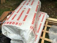 Rockwool RWA45 50mm insulation and sound proofing