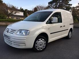 Volkswagen Vw Caddy C20 1.9 TDI 104, F/S/H, 12month Mot, Immaculate Condition, NO VAT