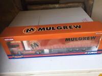 Corgi 1/50 scale Mulgrew Scania