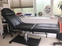 Beauty couch massage bed hydraulic
