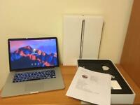 Apple MacBook Pro 15inch Mid 2015