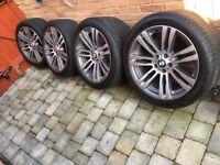 """20"""" X5 BMW Alloys Genuine"""